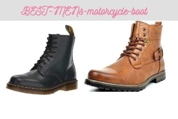 BEST-MENs-motorcycle-boots