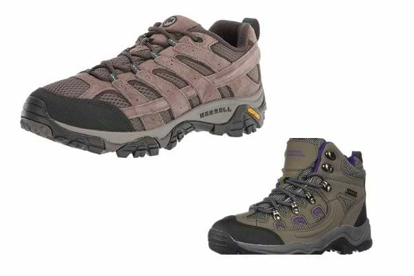 Most affordable Hiking shoes