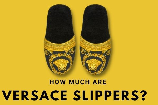 How Much are Versace Slippers