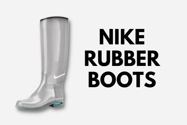 Nike Rubber boots